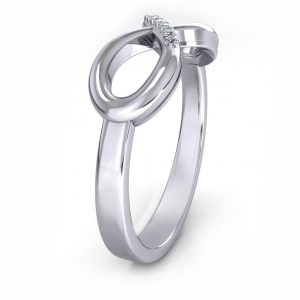 Infinity Ring - side view