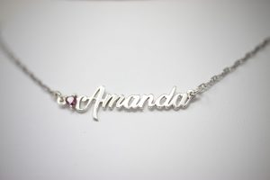 Elegant Name Necklace
