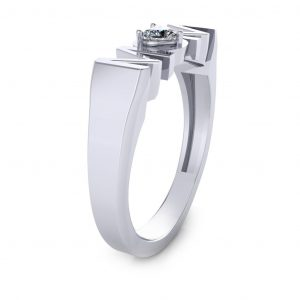 MOM Ring - side view