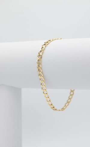 Hollow Cerb Bracelet 4.80mm - side view