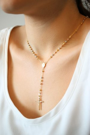 Rosary Chain - woman's view